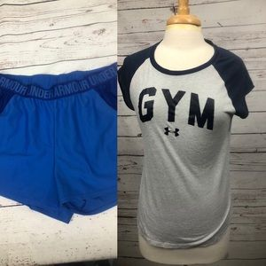Underarmour outfit